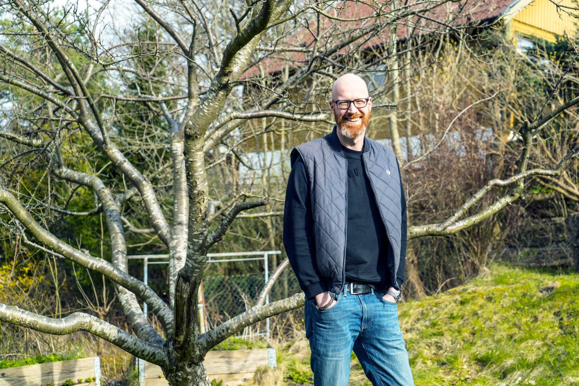 Trädgård i Krokslätt söker odlare