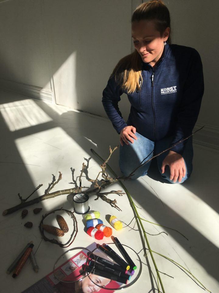 Odlingscafé på Konstkollektivet