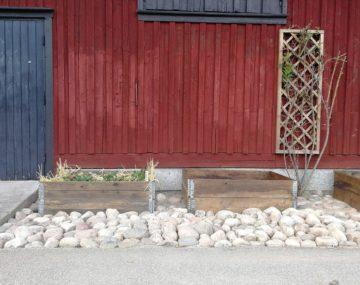 Gardening plots in Backa – Ideella Föreningen Ladan